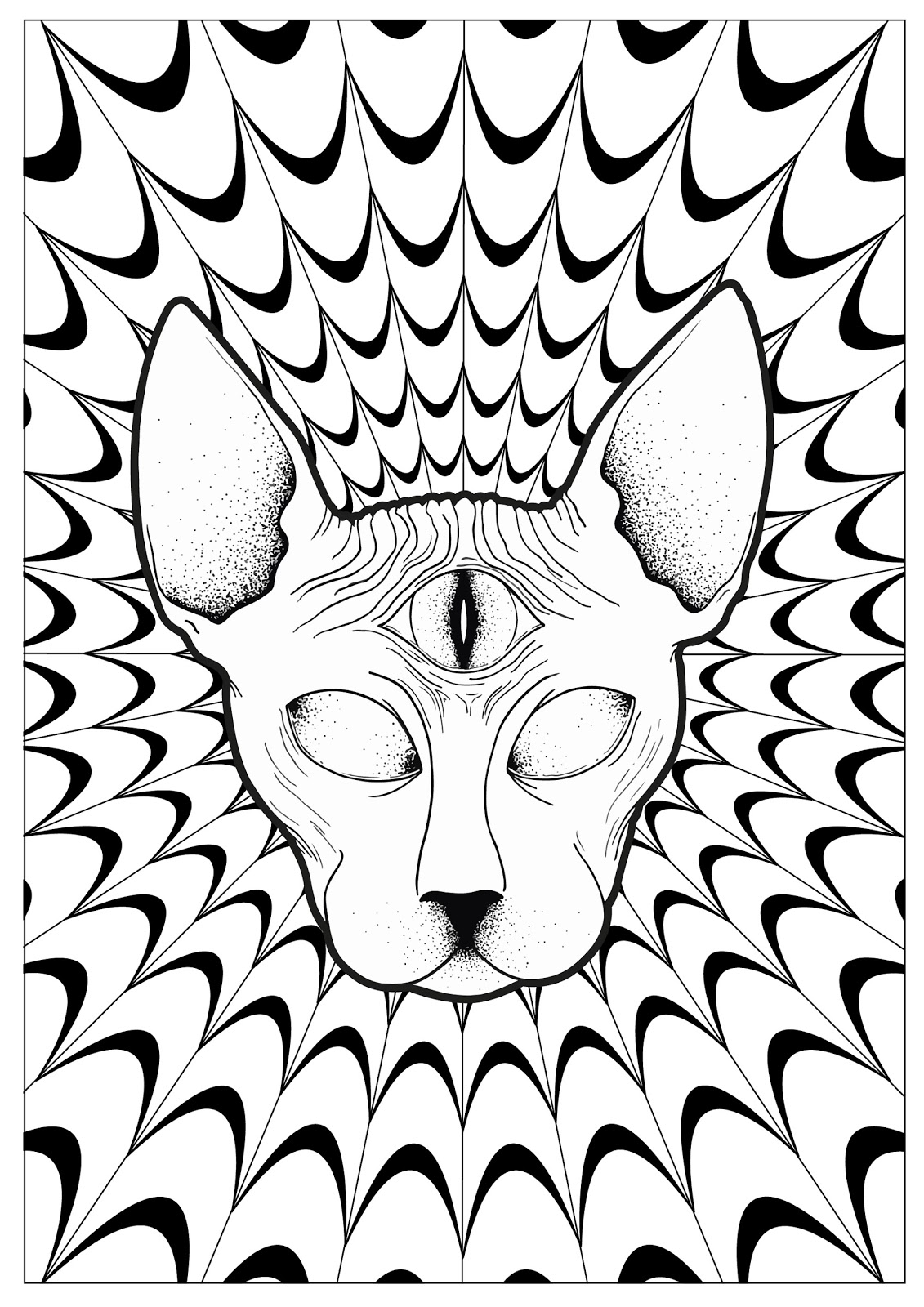 psychedelic coloring pages psychedelic coloring pages coloring home psychedelic coloring pages