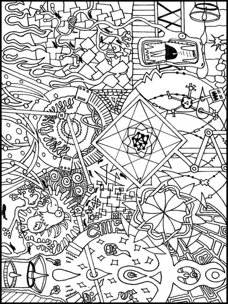 psychedelic coloring pages psychedelic coloring pages pages psychedelic coloring