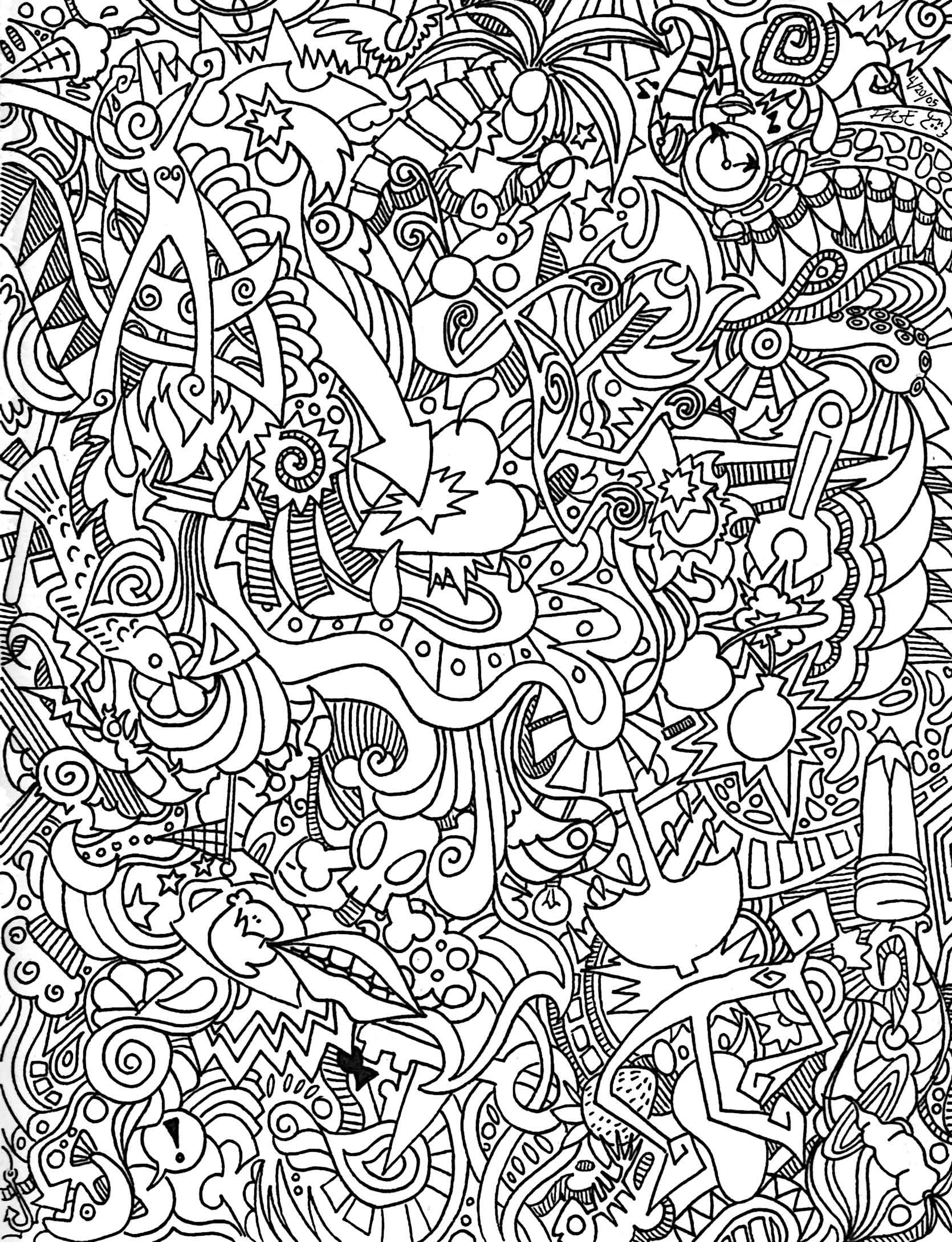 psychedelic coloring pages psychedelic pattern coloring page free printable coloring psychedelic pages
