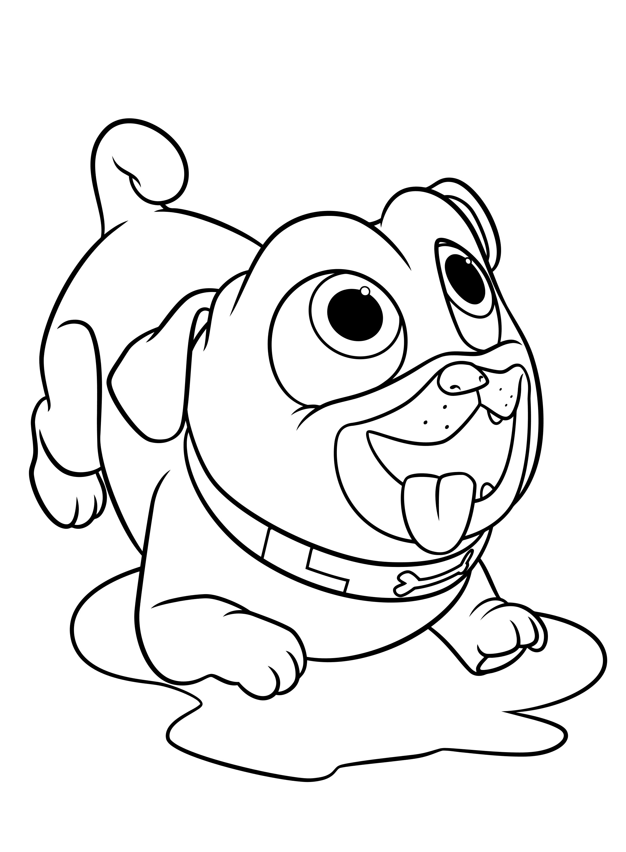 puppy coloring pages printable free puppy coloring pages best coloring pages for kids coloring puppy free printable pages