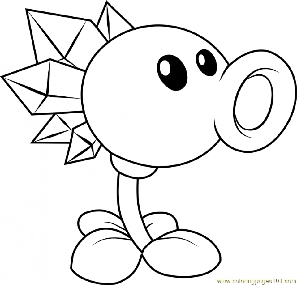 pvz coloring pages get this plants vs zombies coloring pages kids printable pvz coloring pages