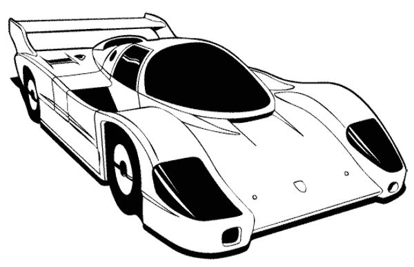 race car coloring three different race car coloring page free printable car race coloring