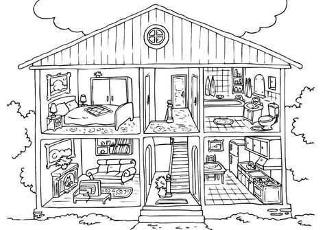 rainbow house coloring pages pin on best of parent bloggers eparenting house pages coloring rainbow