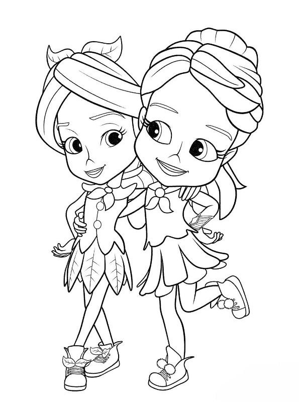 rainbow rangers coloring pages anna and floff rainbow rangers coloring pages printable rainbow rangers pages coloring