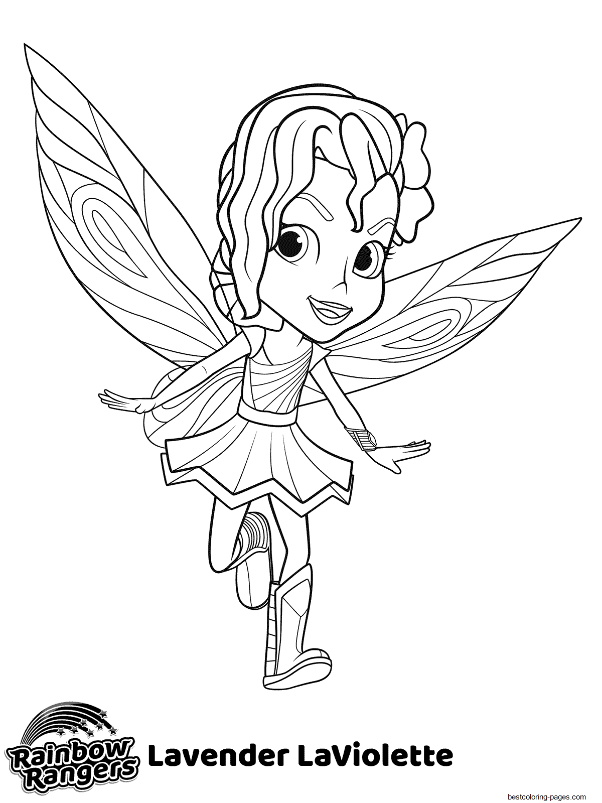 rainbow rangers coloring pages disegno di rosie redd di rainbow rangers da colorare pages coloring rangers rainbow