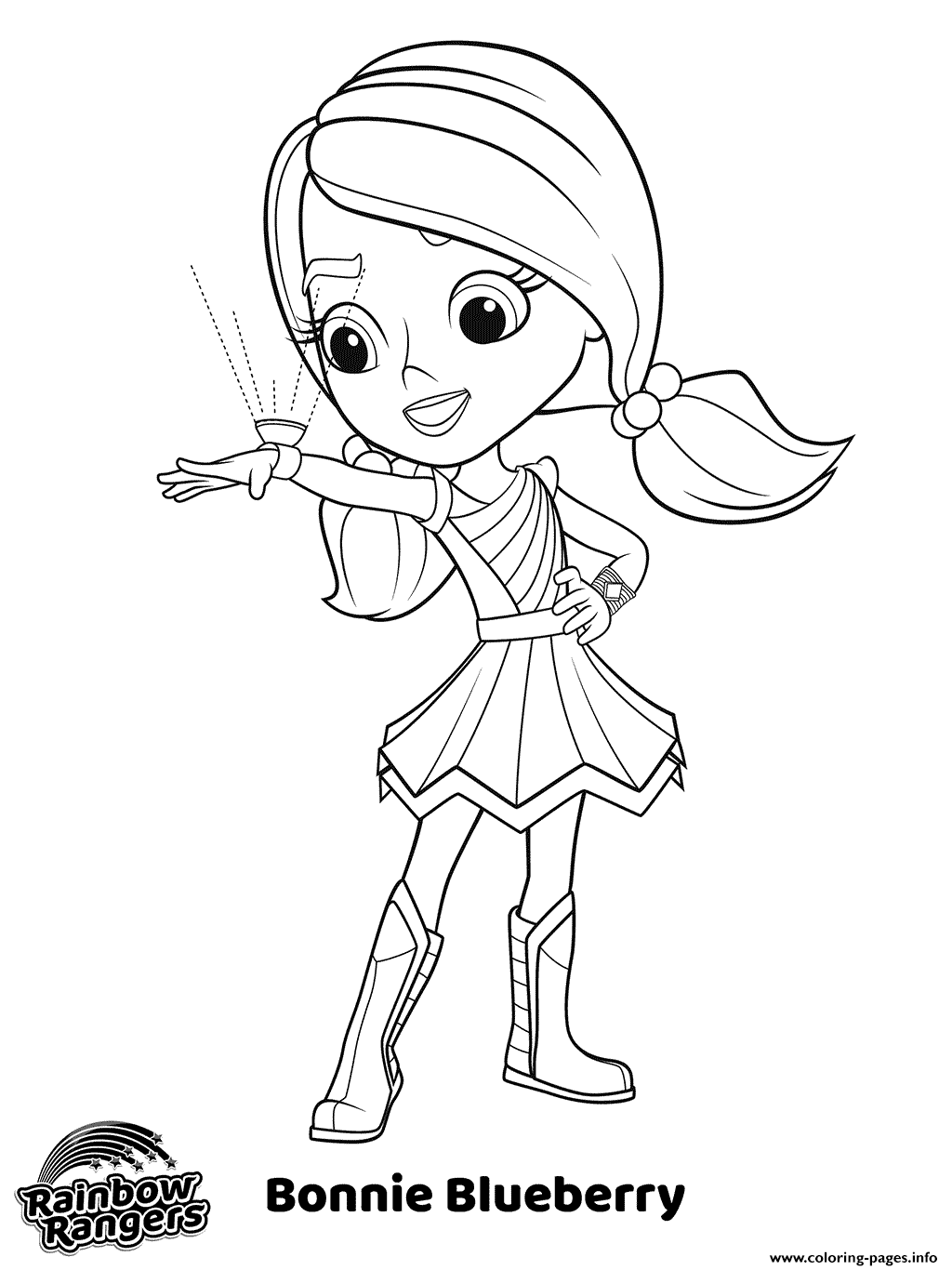 rainbow rangers coloring pages rainbow rangers coloring book rainbow pages rangers coloring