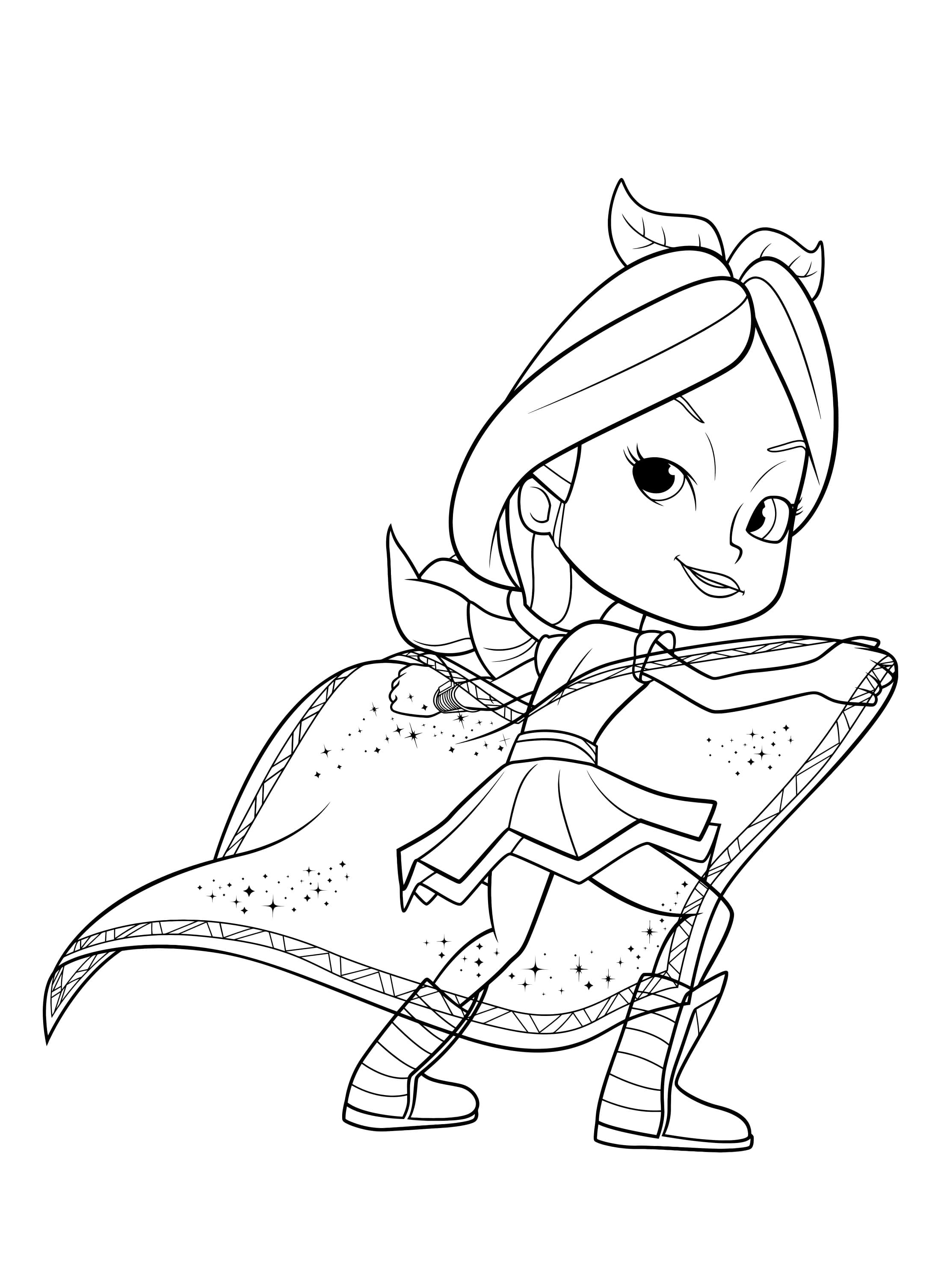 Rainbow rangers coloring pages