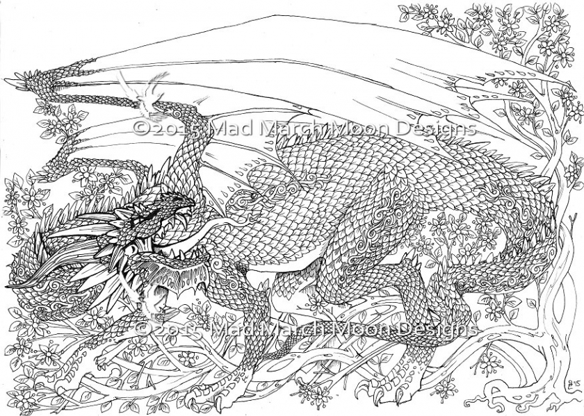 realistic hard dragon coloring pages get this dragon coloring pages for adults free printable hard realistic coloring pages dragon