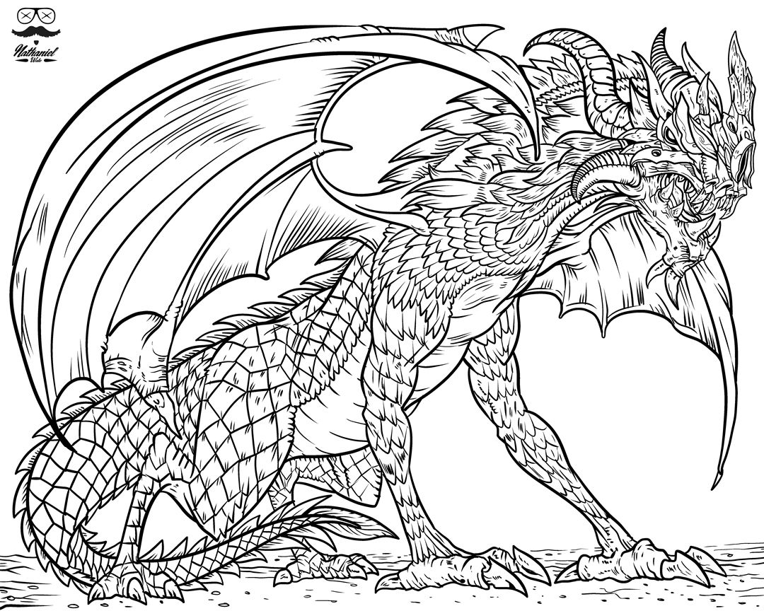 realistic hard dragon coloring pages pin on fantasy coloring pages pages dragon hard coloring realistic