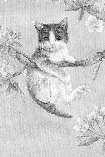 realistic kitten cat coloring pages how to sketch a cat step 8 cat coloring pages realistic kitten