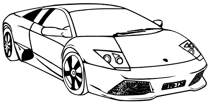 realistic lamborghini coloring pages get this online lamborghini coloring pages 61800 coloring pages lamborghini realistic