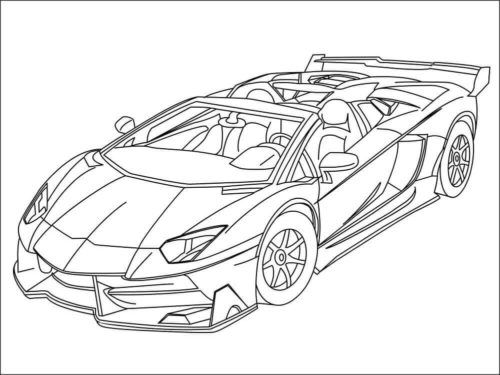 realistic lamborghini coloring pages lamborghini boyama realistic coloring pages lamborghini