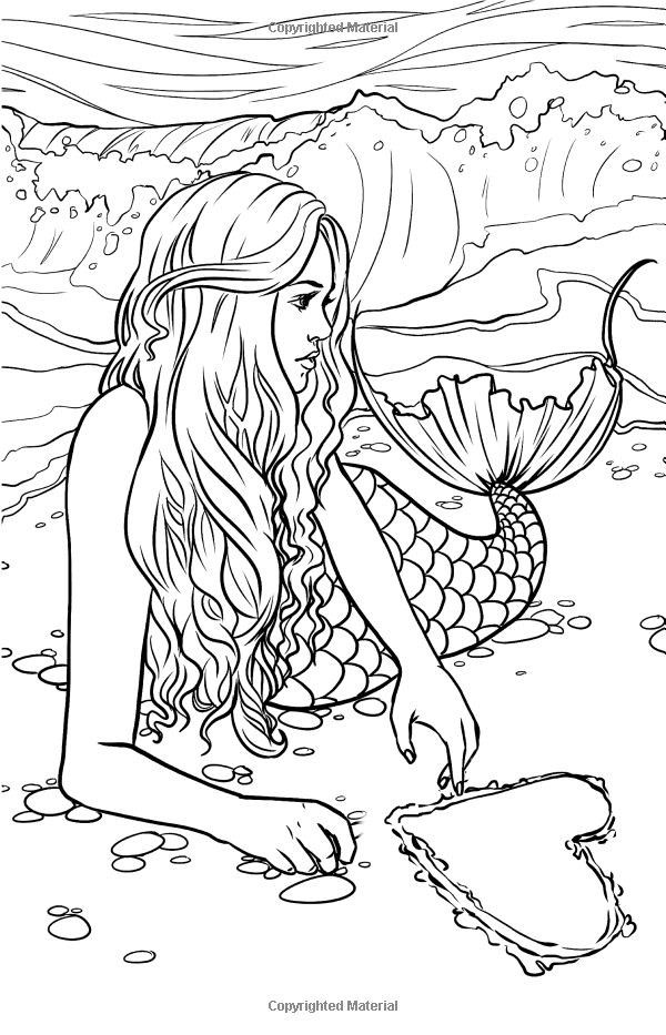 realistic printable mermaid coloring pages mermaid coloring pages printable fresh 19 realistic realistic mermaid printable pages coloring