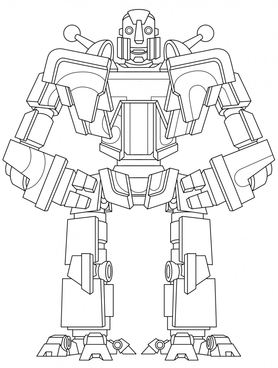 robot colouring pictures robots coloring pages download and print robots coloring pictures robot colouring