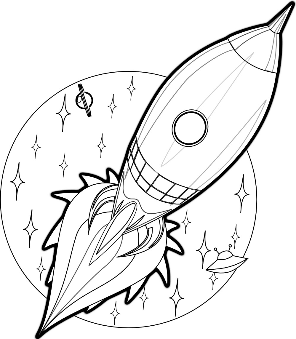 Rocket drawings