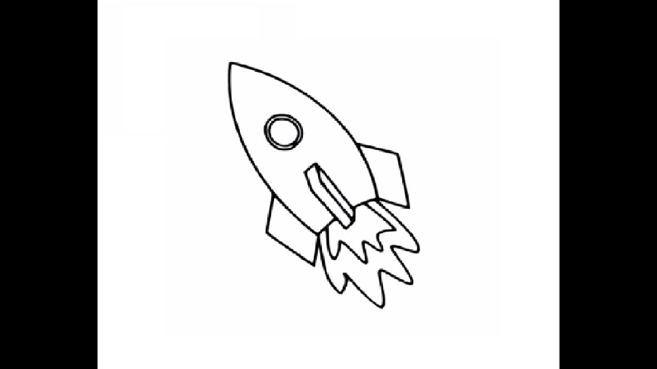 rocket drawings how to draw easy space rocket drawing for kids step by rocket drawings