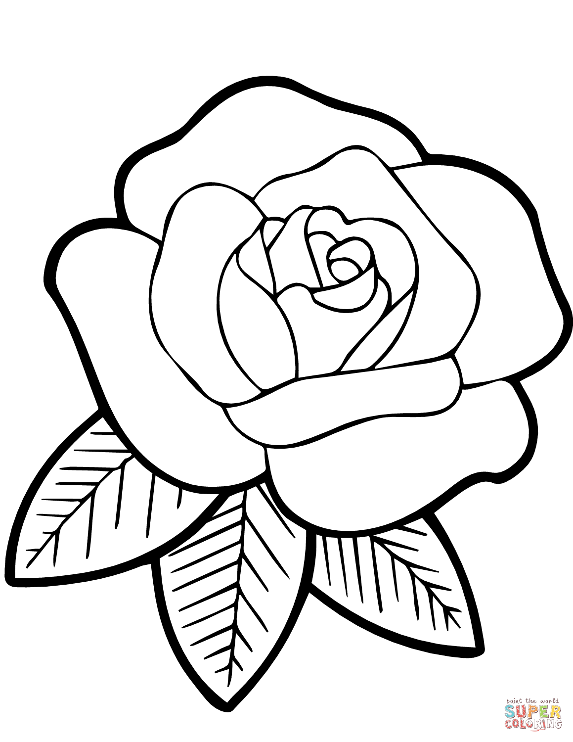 Rose stained glass coloring pages