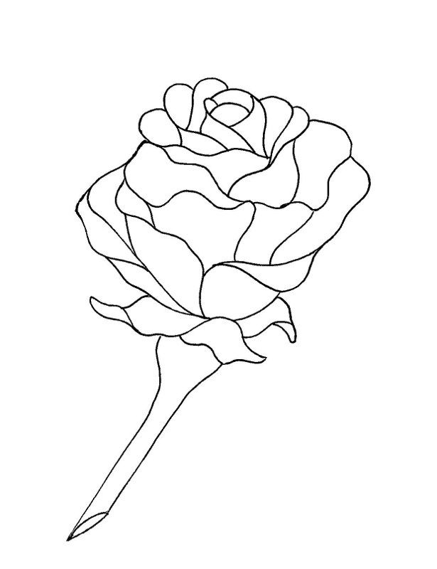 rose stained glass coloring pages simple rose window pattern pesquisa google arte glass pages coloring stained rose