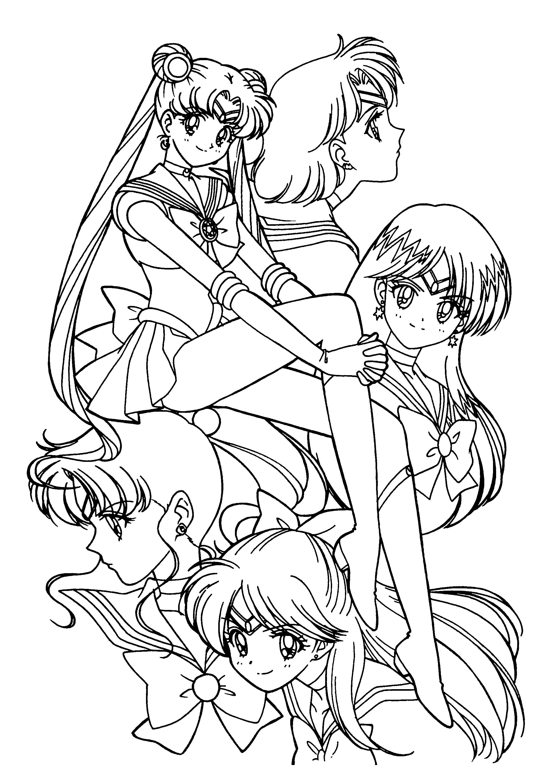 sailor moon coloring book coloring pages sailor moon animated images gifs book moon coloring sailor