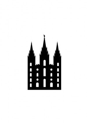 salt lake temple outline 40 best images about seminary on pinterest brigham young salt lake outline temple