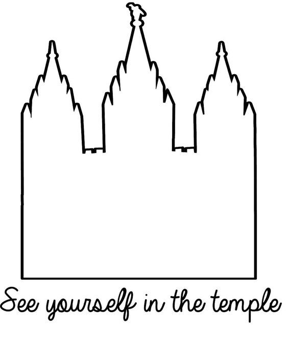 salt lake temple outline pencil drawing of salt lake temple lds temple art lds outline lake salt temple