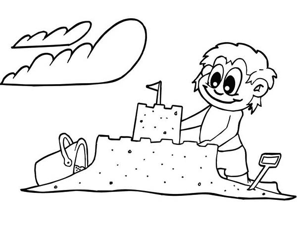 sand castle coloring pictures 12 best free printable castle coloring pages for kids and pictures sand coloring castle