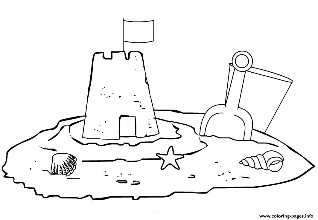sand castle coloring pictures kids sand castle adf6 coloring pages printable coloring castle pictures sand