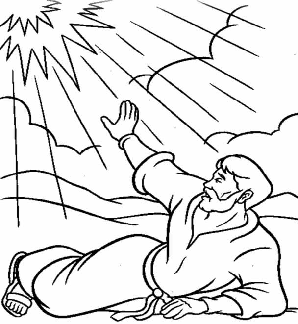saul becomes paul coloring pages saul becomes paul coloring pages at getcoloringscom becomes paul coloring pages saul