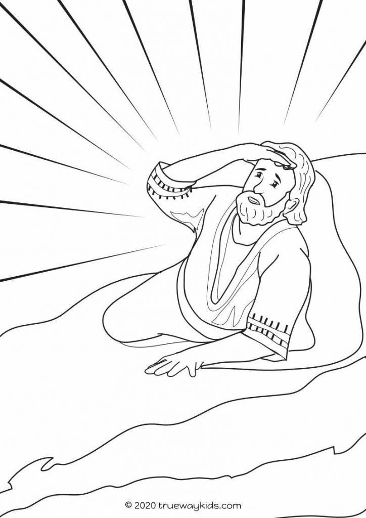 saul becomes paul coloring pages saul becomes paul coloring pages at getcoloringscom pages paul coloring becomes saul