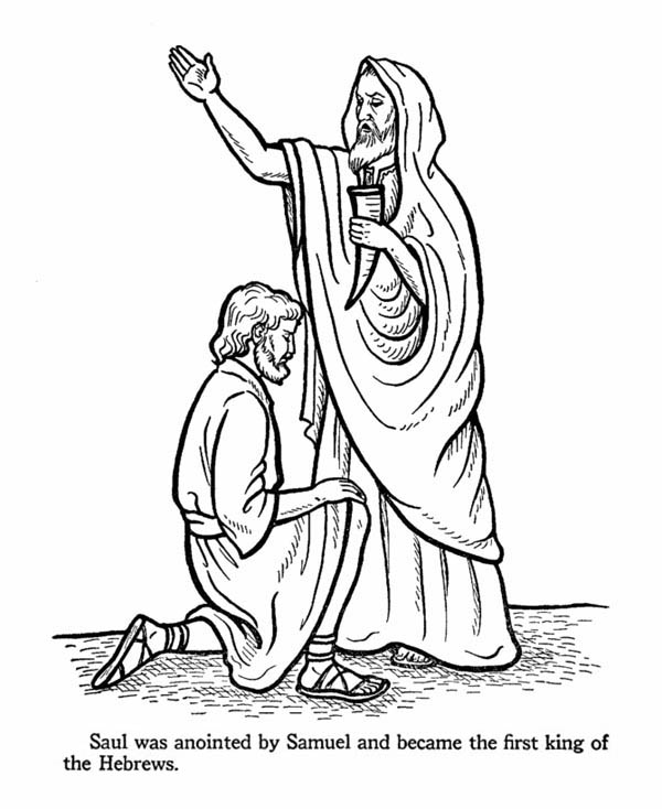 saul becomes paul coloring pages saul told about jesus free colouring pages paul becomes pages saul coloring