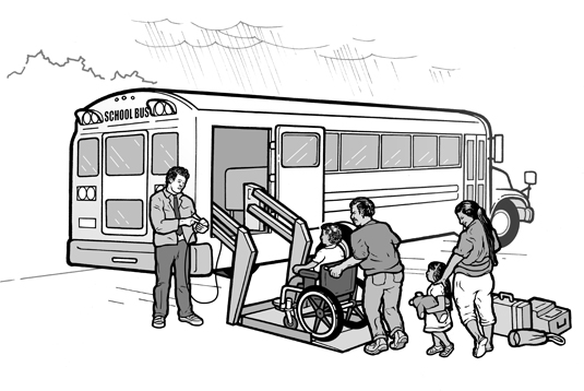 school bus steps an ada guide for local governments making community school steps bus