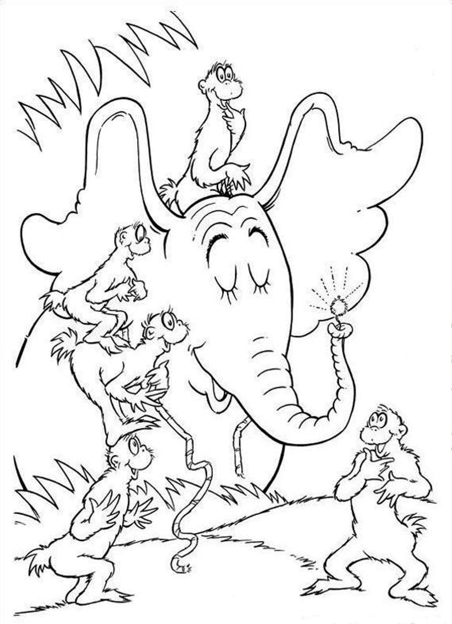 seuss coloring pages dr suess coloring pages to download and print for free seuss pages coloring