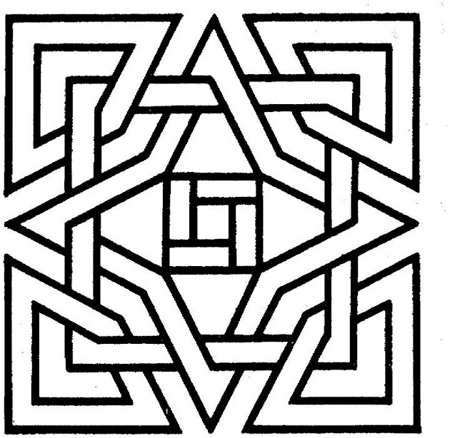 shapes images for coloring free printable geometric coloring pages for adults shapes images for coloring