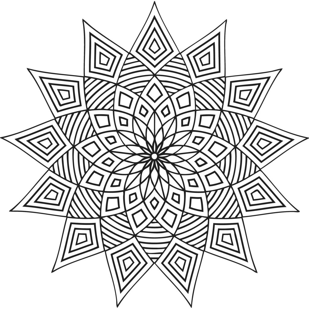 shapes images for coloring free printable geometric coloring pages for kids shapes images coloring for