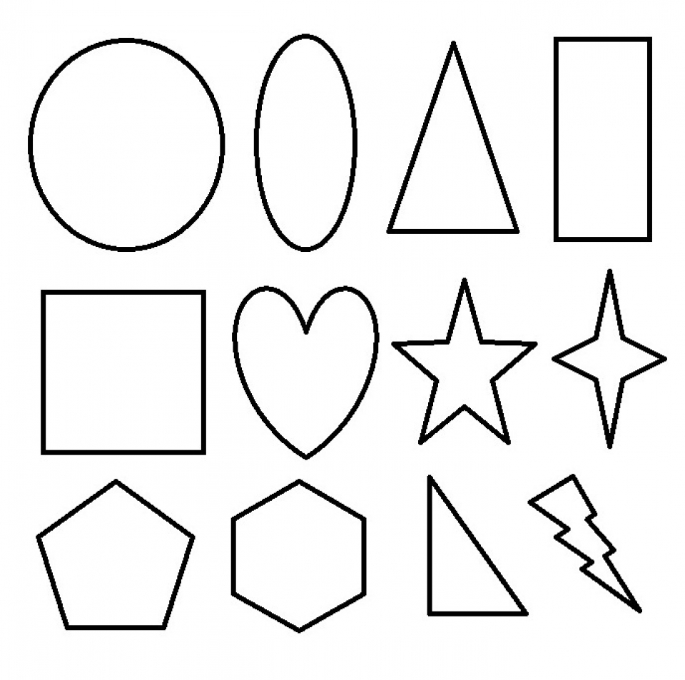 shapes images for coloring free printable shapes coloring pages for kids images for shapes coloring