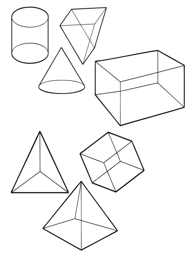 shapes images for coloring geometric shapes coloring pages coloring pages to for shapes coloring images