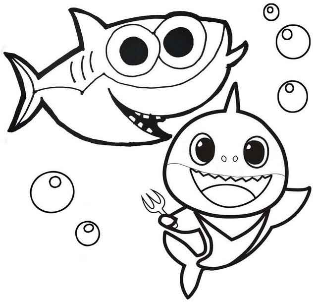 shark picture to color shark drawing for kids at getdrawings free download picture shark to color