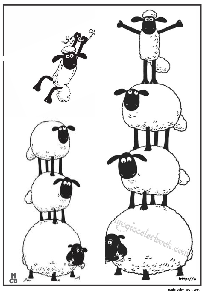 shaun the sheep coloring pages free shaun the sheep coloring pages free printable shaun the shaun coloring the sheep free pages