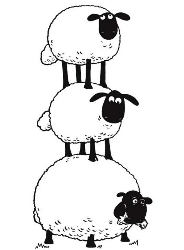 shaun the sheep coloring pages free shaun the sheep coloring pages pages sheep coloring shaun free the