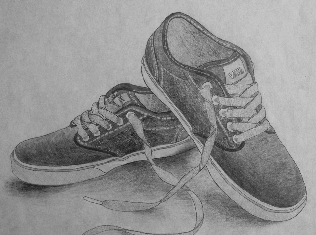 shoes to draw pointe shoes drawing by ben hardy shoes draw to