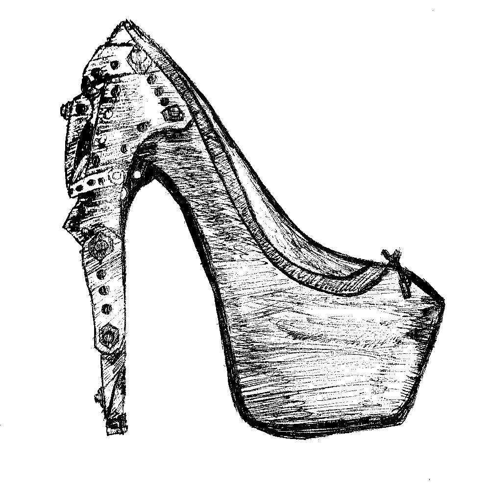 shoes to draw shading and form lessons from unit 2 of the complete to draw shoes