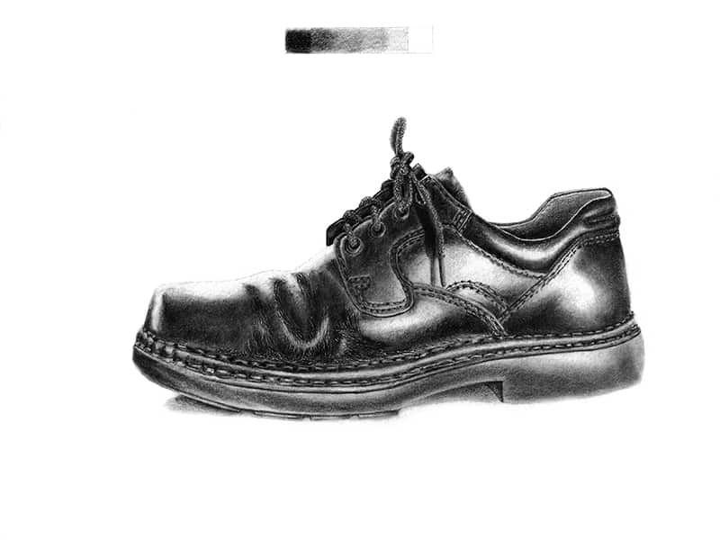 shoes to draw shoe drawing template at getdrawings free download to shoes draw