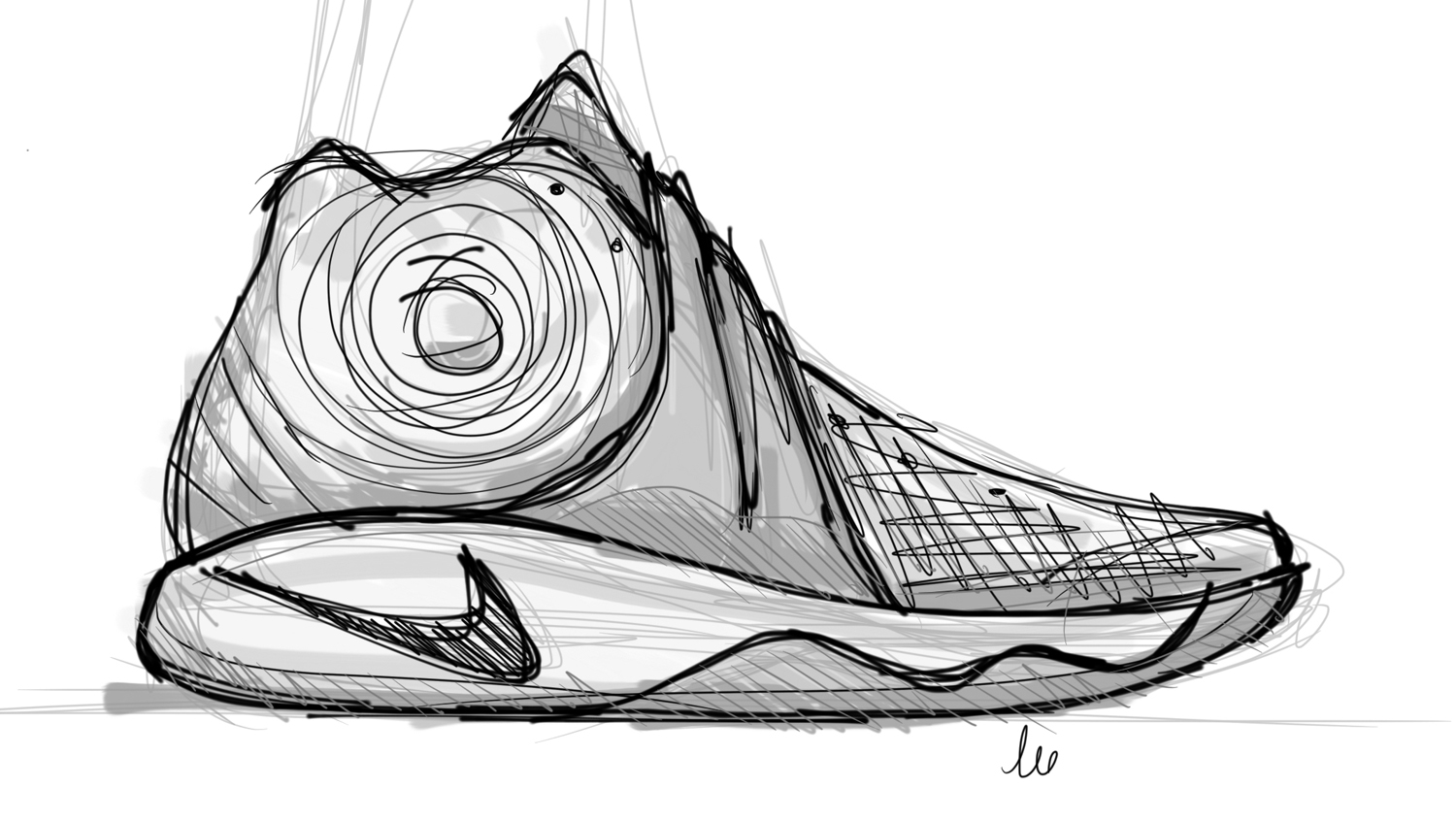 shoes to draw shoes from the front drawing at getdrawings free download shoes draw to
