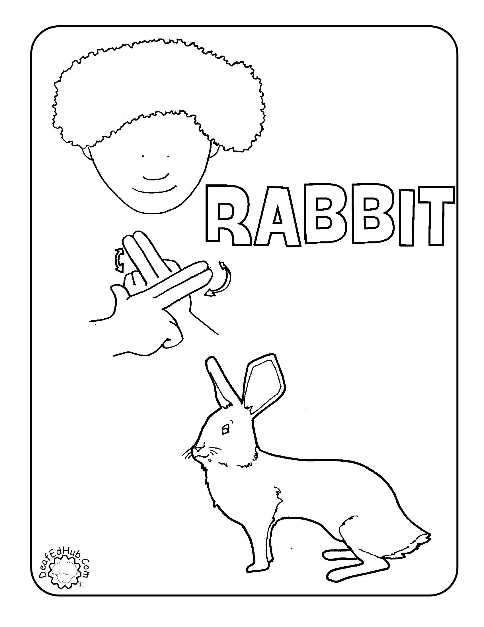 sign language coloring sheets sign language alphabet free coloring pages apple to ice coloring sign sheets language