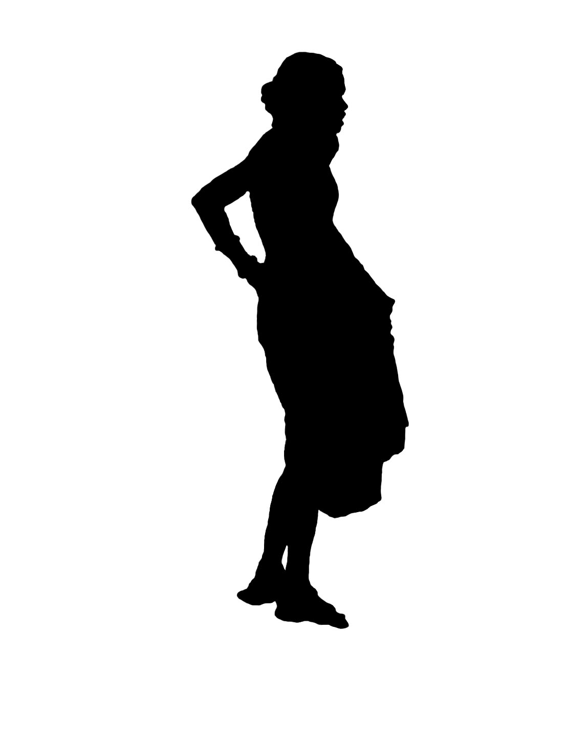 silhouette of india indian woman silhouette at getdrawingscom free for of silhouette india