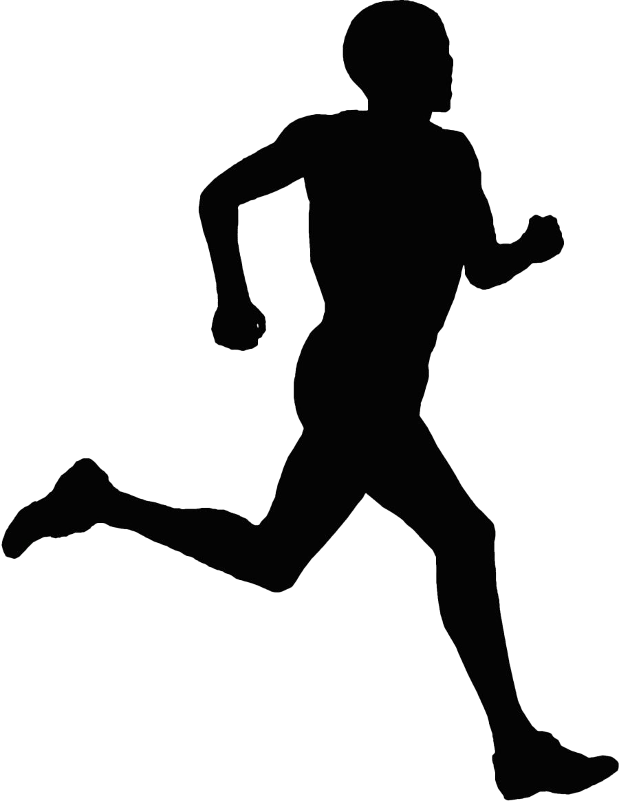 silhouette person running running people png transparent images png all silhouette running person