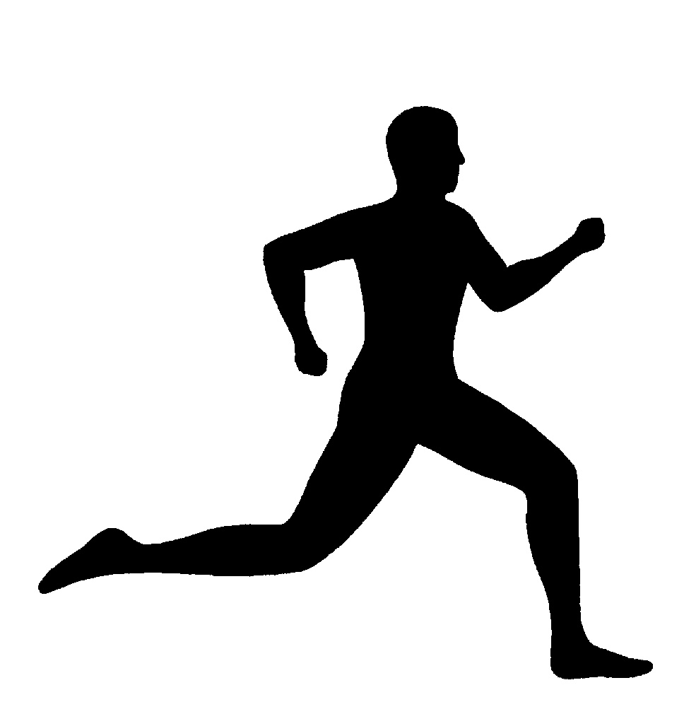 silhouette person running running silhouette jogging clip art running man png running person silhouette