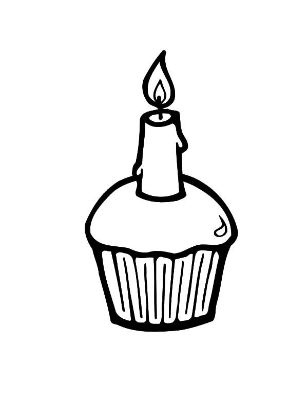 simple cake coloring pages birthday cake color page simple pages coloring cake simple