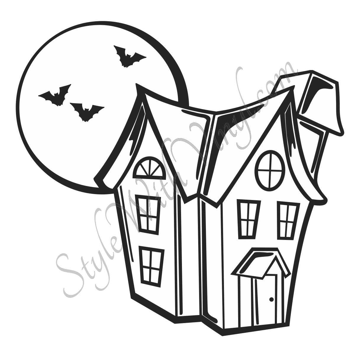 simple haunted house coloring pages free printable haunted house coloring pages for kids coloring haunted pages house simple