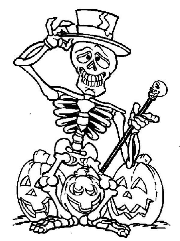 skeleton coloring pages free printable skeleton coloring pages skeleton coloring skeleton coloring pages